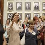20 - All'inaugurazione della Sala delle Donne