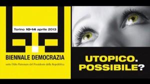 biennale democrazia 2013