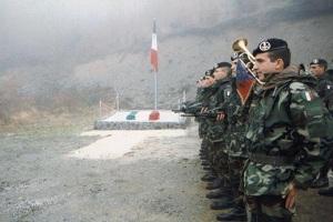 Inaugurazione cippo nov 1998