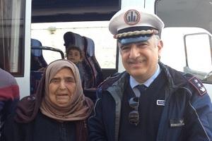 Oggi accoglienza dei profughi siriani