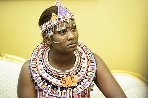 Da bimba ribelle ad ambasciatrice Amref contro le mutilazioni genitali